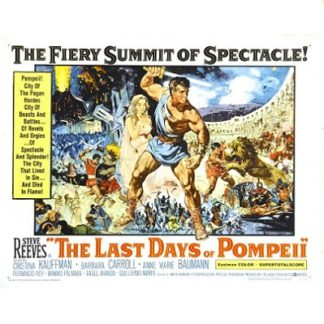 The Last Days Of Pompeii (1959)