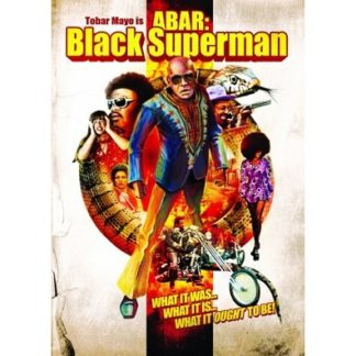 Abar, The First Black Superman (1977)