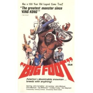Bigfoot (1969)