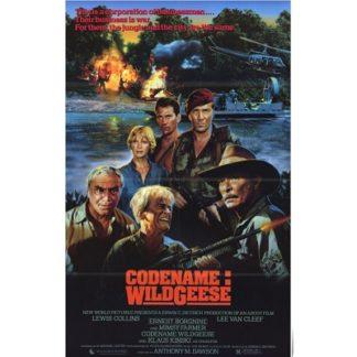 Geheimcode Wildganse (1984)