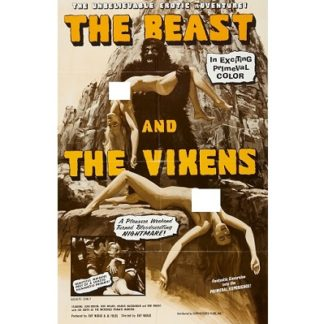 The Beast And The Vixens (1973)
