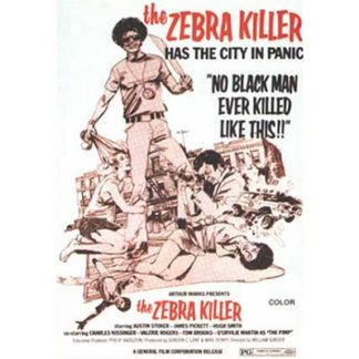 The Zebra Killer (1974)