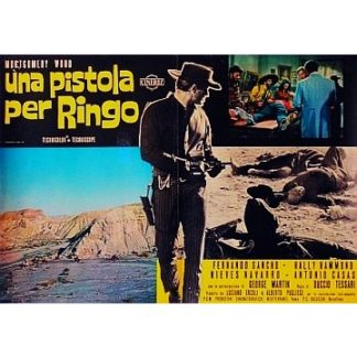 A Gun For Ringo (1965)