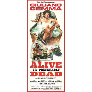 Alive Or Preferably Dead (1969)