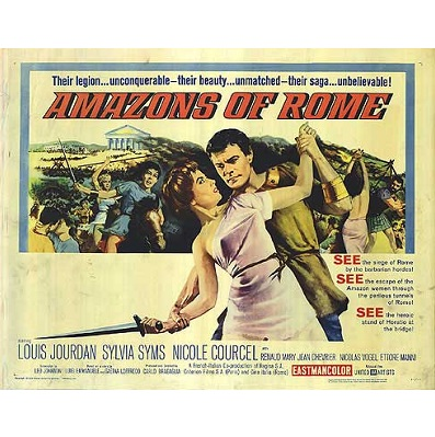 Amazons Of Rome (1961)