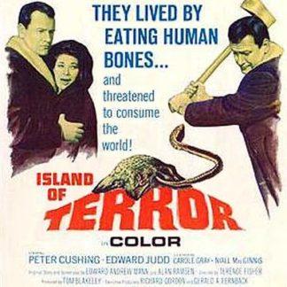 Island Of Terror (1966)