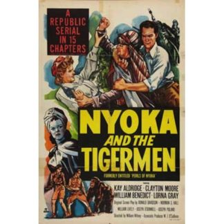 Nyoka And The Tigermen (1942)