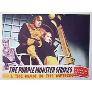 The Purple Monster Strikes (1945)