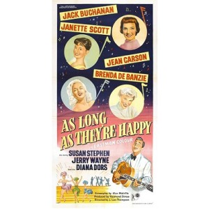 As Long As They're Happy (1955)