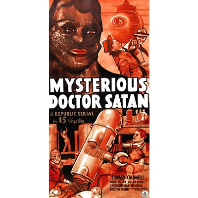Mysterious Doctor Satan (1940)