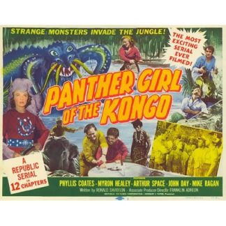 Panther Girl Of The Kongo (1955)