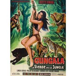 Gungala, Virgin Of The Jungle (1967)