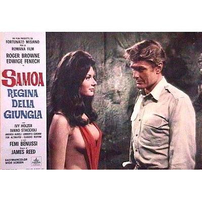 Samoa, Queen Of The Jungle (1968)