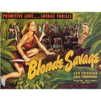 Blonde Savage (1947)