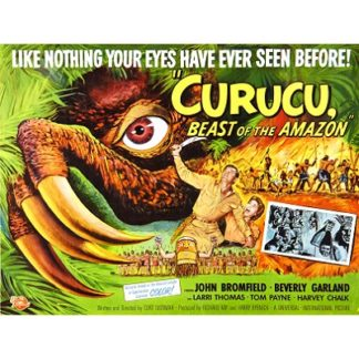 Curucu, Beast Of The Amazon (Color Version) (1956)