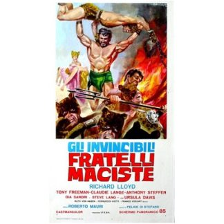 The Invincible Brothers Maciste (1964)