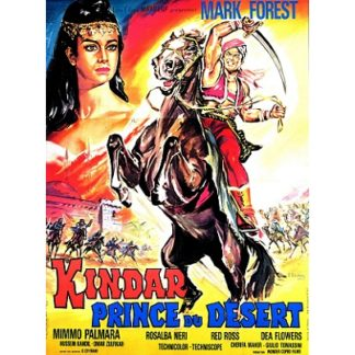 Kindar The Invulnerable (1965)