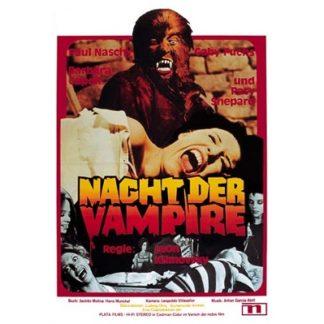 Die Nacht Der Vampire (1971)