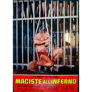 Maciste In Hell (Italian Language Version) (1962)