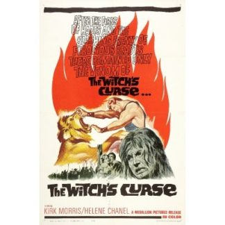 The Witch's Curse (1962)