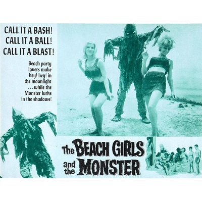 Monster From The Surf (1965)