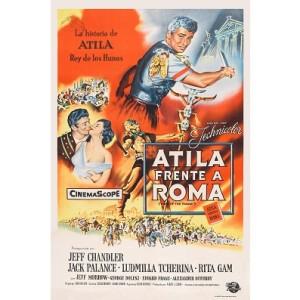 Attila Der Hunnenkonig (1954)