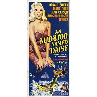 An Alligator Named Daisy (1955)