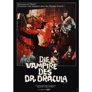 Die Vampire Des Dr. Dracula (1968)