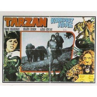 Tarzan Korkusuz Adam (1974)