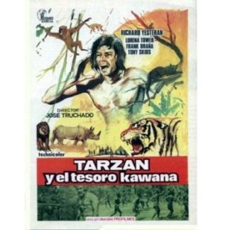 Tarzan And The Kawana Treasure (1974)