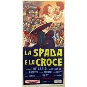 La Spada E La Croce (1958)