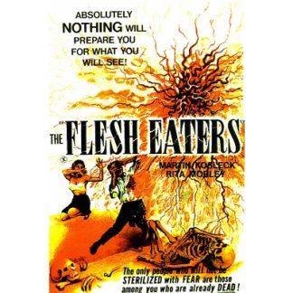 The Flesh Eaters (Uncut Version) (1964)
