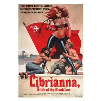Librianna: Bitch Of The Black Sea (1979)