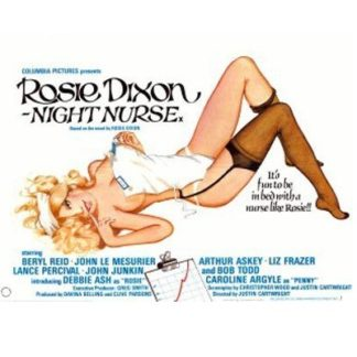 Rosie Dixon - Night Nurse (1978)
