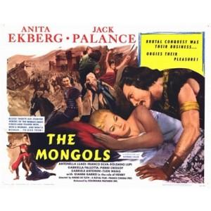 The Mongols (1961)