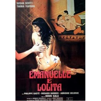 Emanuelle E Lolita (1978)