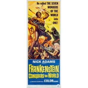 Frankenstein Conquers The World (1965)