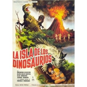 Island Of The Dinosaurs (1967)