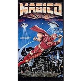 Mágico, EL Enviado De Los Dioses (1990)