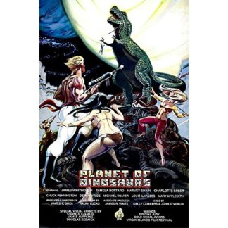 Planet Of Dinosaurs (1977)