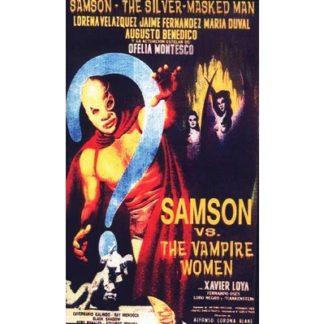 Samson vs. The Vampire Women (English Language Version) (1962)