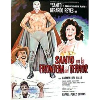 Santo And The Border Of Terror (1969)