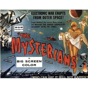 The Mysterians (English Language Version) (1957)