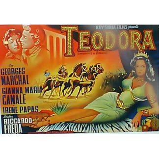 Teodora, Imperatrice Di Bisanzio (Italian Language Version) (1954)
