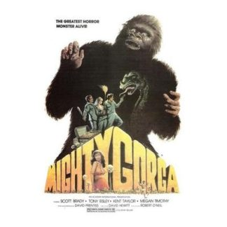 The Mighty Gorga (1969)