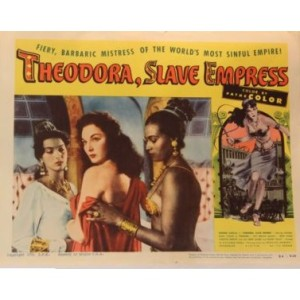 Theodora, Slave Empress (English Language Version) (1954)