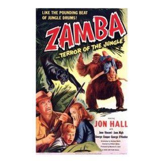 Zamba...Terror Of The Jungle (1949)