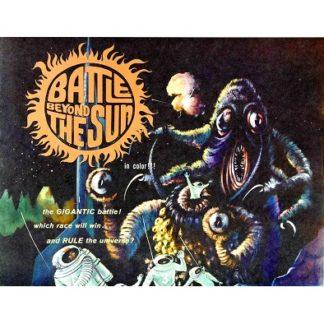 Battle Beyond The Sun (1959)