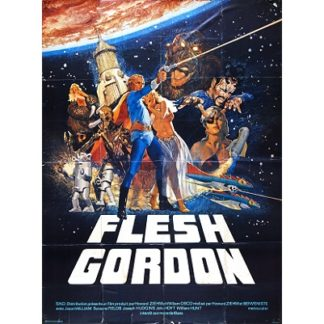 Flesh Gordon (XXX) (1974)