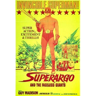 Superargo And The Faceless Giants (English Language Version) (1968)